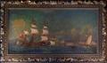 "Oil painting ""Plymouth"" at Alexander Hamilton U.S. Custom House, New York, New York LCCN2010720152.tif"