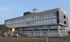 Ojiya City Hall ac.jpg