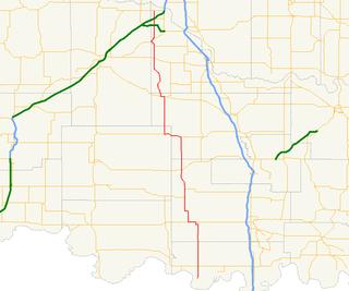 Oklahoma State Highway 76