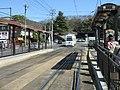 Okayama Electric Tramway Higashiyama Tram Stop - panoramio (9).jpg