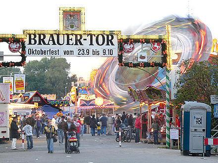 oktoberfest münchen 2014 fahrgeschäfte