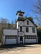 Old Pine Hill FD Building