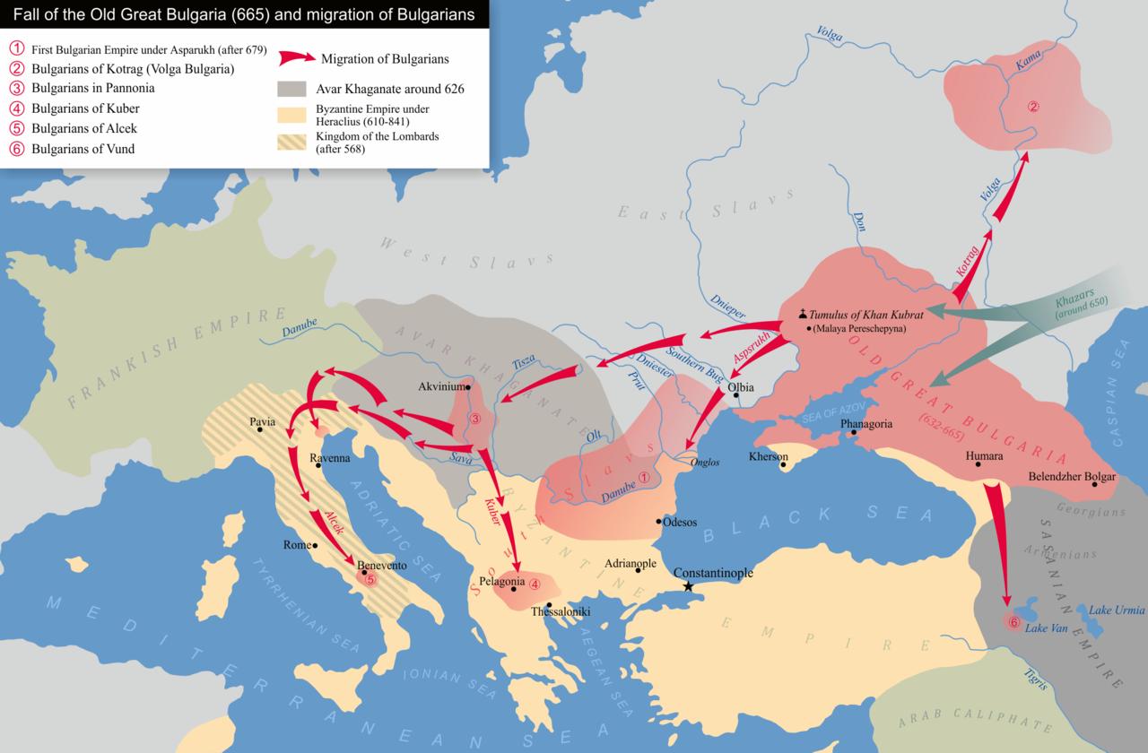 Kaganat - this is what Turgesh, Karluk, Avar, East Turkic Kaganate in world history