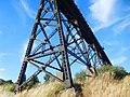 Old Milwaukee Railroad trestle in Tekoa (36887718012).jpg