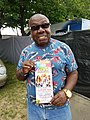 Oliver Samuels at Roy Wilkins Park in Queens, New York on June 24th, 2018.jpg