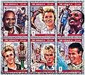Olympians 1995 stampsheet of Nicaragua.jpg
