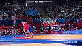 Olympic Freestyle Wrestling at Excel - 96kg Gold Medal Match 002.jpg