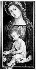 Onbekend - Madonna en kind - NK1567 - Cultural Heritage Agency of the Netherlands Art Collection.jpg