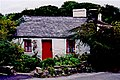Onchan - Church Road - Molly Carrooin's cottage - geograph.org.uk - 1714106.jpg