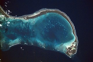 Onotoa island