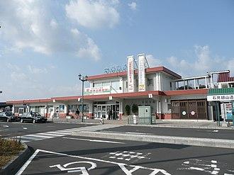 Ōdashi Station - Ōdashi Station in December 2010