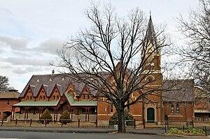 Orange, New South Wales - Orange Public School, Kite Street