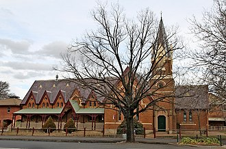 Orange, New South Wales - Orange Public School, Kite Street