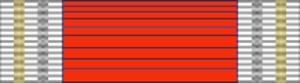 Eric Schoomaker - Image: Order of Military Medical Merit Medal ribbon