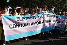 Transgender Rights Movement Wikipedia