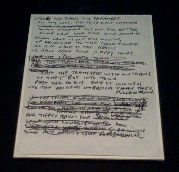 File:Original lyrics to John Lennon's 'In my life'.jpg
