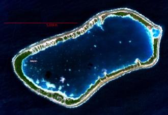 Orona - NASA Satellite Imagery