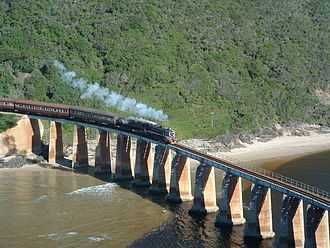 George, Western Cape - Outeniqua Choo Tjoe