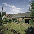 Overzicht rechterzijgevel, met gedeelte van tuin - Sappemeer - 20388301 - RCE.jpg