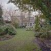 overzicht tuin met tuinhuis - bergen op zoom - 20002917 - rce