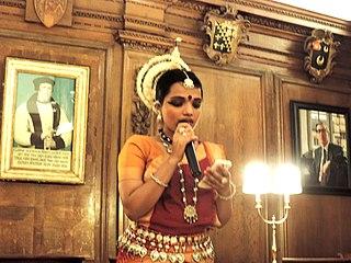 Baisali Mohanty Odissi dancer