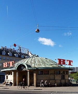 """Trianglen, Copenhagen - """"The Bee"""" on Trianglen"""