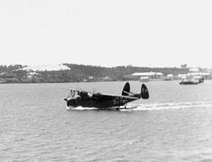 PBM-5 VP-49 taxiing at NAS Bermuda 1950.jpeg