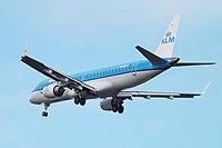 PH-EZM - E190 - KLM