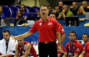 Basketball Bundesliga Coach of the Year - Dirk Bauermann was a 4 time Basketball Bundesliga Coach of the Year (1990, 1991, 2003, 2004).