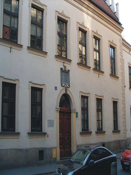 Image:POL Kraków - Collegium Medicum Uniwersytetu Jagiellońskiego.jpg