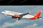 PR-OCH Avianca Brasil Airbus A320-200 - cn 6528 (19215060171).jpg