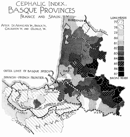 PSM V51 D636 Cephalic index of the basque provinces.png