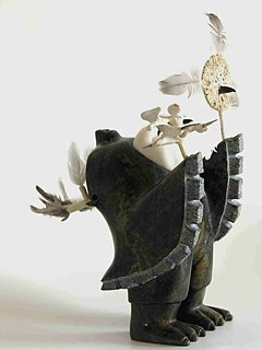 Inuit art Art created by Inuit peoples of the Arctic