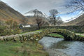 Packhorse bridge at Wasdale - England.jpg