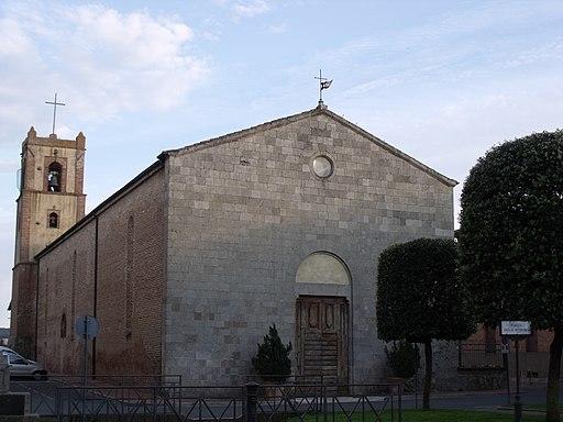Paganico, Chiesa di San Michele Arcangelo