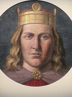Painting of Harald II of Denmark (ca. 1880).jpg