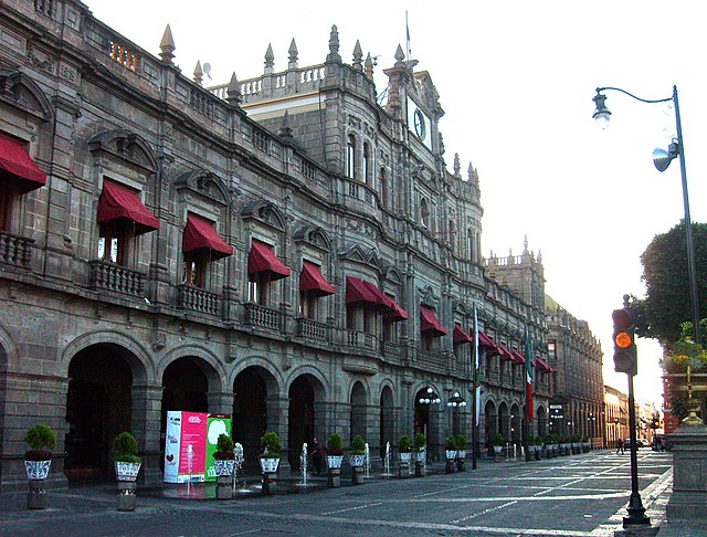 Historic Centre of Puebla