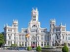 Palacio de Comunicaciones, Plaza de Cibeles, Madrid, España, 2017-05-18, DD 11.jpg