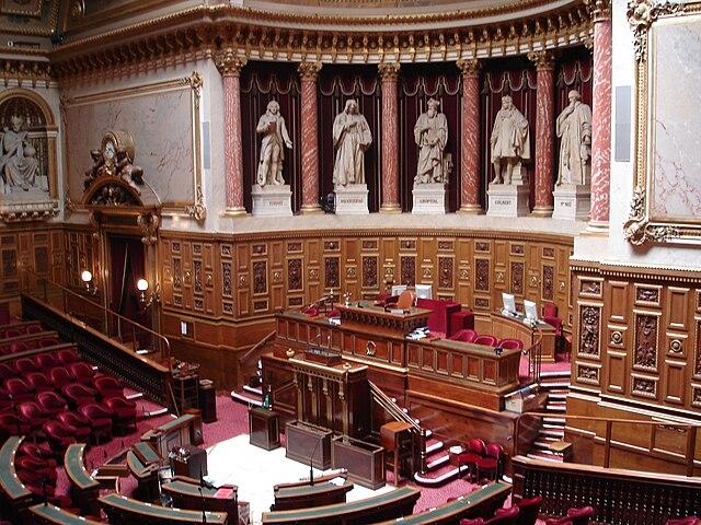 Paradoxal Sénat (1) :<br />l'inédite situation de LREM