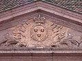 Palais du Conseil souverain - emblème (Colmar).jpg