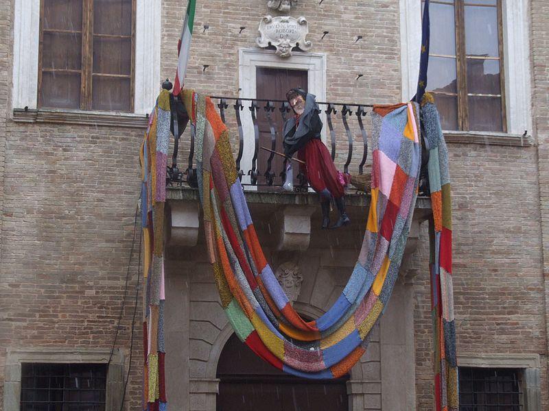 Festas na Itália