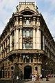 Palazzo della Società Italia, Milano, veduta della facciata da piazza Cordusio.jpg