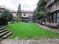 Palazzo della cassa di risparmio di via bufalini, giardino 02.JPG