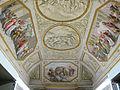 Palazzo di san clemente, int., piano terra, biblioteca, sale di luigi ademollo 03.JPG