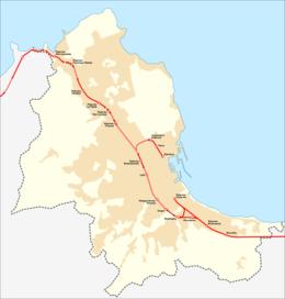 Palermo - mappa nodo ferroviario.png