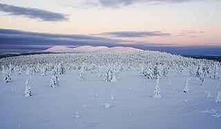 Lapland (Finland) Region in Finland
