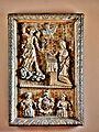 Panneau sculpté dans la chapelle du monastère de l'Annonciade.jpg