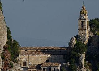 Bagnoli del Trigno Comune in Molise, Italy