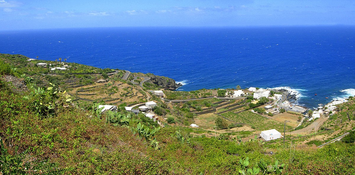 Pantelleria Travel Guide At Wikivoyage