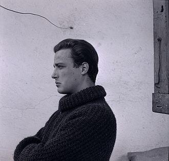 Claudio Cassinelli - Cassinelli portrayed by Paolo Monti in 1965 (Fondo Paolo Monti, BEIC)
